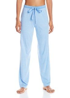 Nautica Women's Plus-Size Knit Pajama Pant
