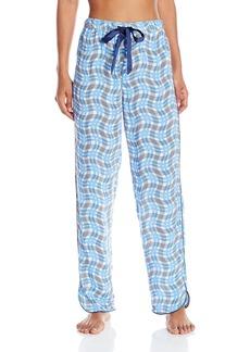 Nautica Women's Plus-Size Long Woven Pant