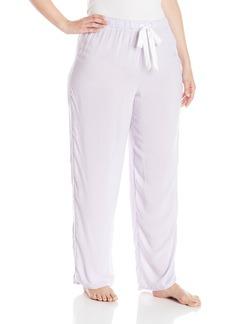 Nautica Women's Plus-Size Woven Pajama Pant
