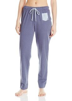 Nautica Women's Printed Lounge Pant  XL