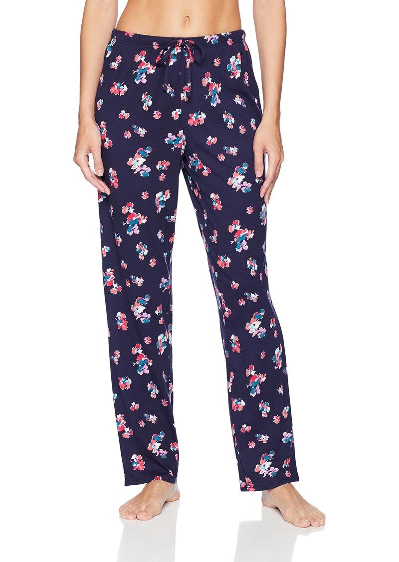 Nautica Women's Printed Sleep Pant  XL