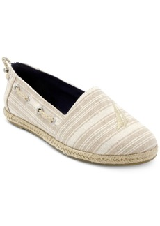 Nautica Women's Rudder J Class Slip-On Espadrilles Women's Shoes