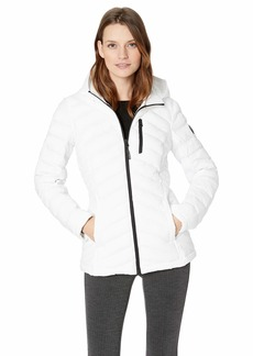 Nautica Women's Short Lightweight Jacket  Extra Large