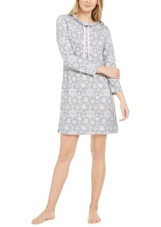 Nautica Women's Sleepshirt Nightgown, Online Only