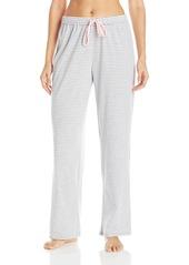 Nautica Women's Striped Knit Long Pant  M
