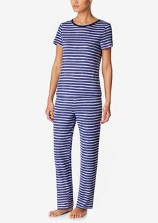 Nautica Women's Sweater-Knit Pajama Set, Online Only