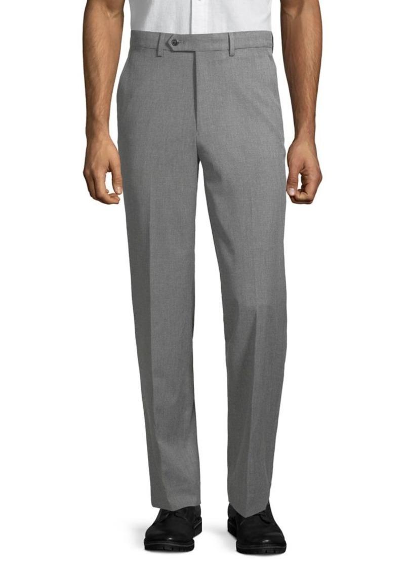 Nautica Modern-Fit Sharkskin Suit Separate Pants