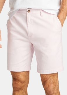 "Nautica's Men's Big and Tall Sail Cloth 8-1/2"" Shorts"