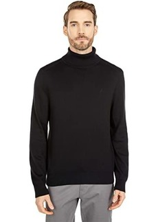 Nautica Navtech Knit Turtleneck Sweater