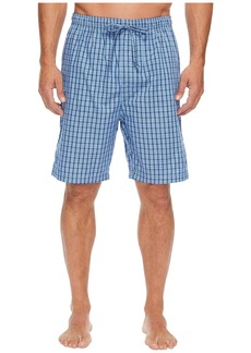Nautica Plaid Sleep Shorts