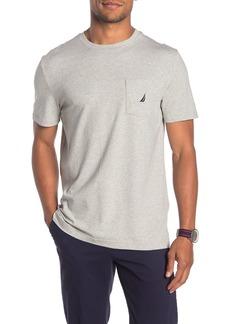Nautica Pocket Crew Neck T-Shirt
