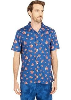 Nautica Print Sportshirt