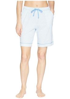 Nautica Printed Bermuda Shorts