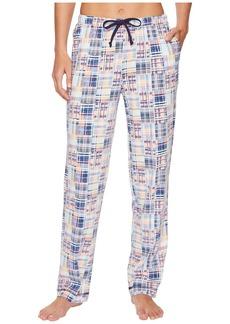 Nautica Printed Knit Long Pants