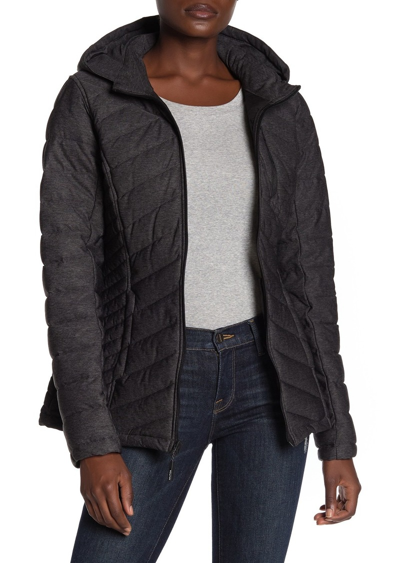 Nautica Quilted Stretch Jacket