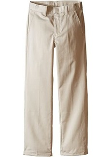 Nautica Regular Fit Flat Front Pants (Big Kids)