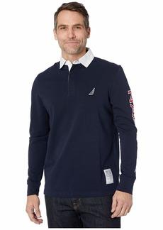 Nautica Rugby Knit Shirt