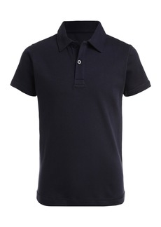 Nautica Sensory Short Sleeve Interlock Polo (Little Boys)