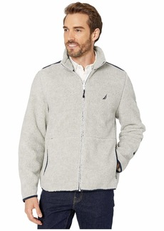 Nautica Sherpa Mix Jacket