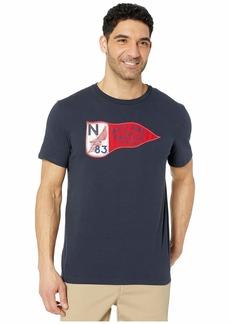 Nautica Short Sleeve Graphic Tee
