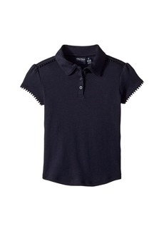 Nautica Short Sleeve Interlock Polo (Little Kids)