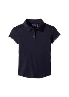 Nautica Short Sleeve Interlock Polo (Little Kids)