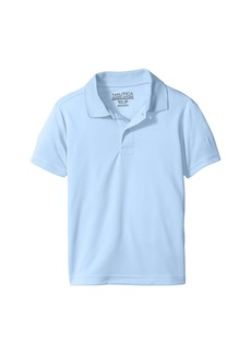 Nautica Short Sleeve Performance Polo (Big Kids)