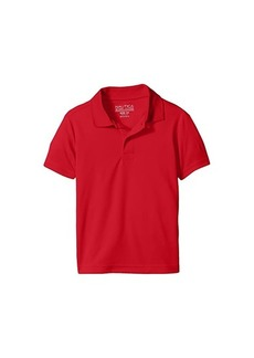 Nautica Short Sleeve Performance Polo (Little Kids)
