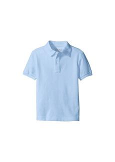 Nautica Short Sleeve Pique Polo (Big Kids)