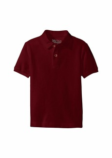 Nautica Short Sleeve Pique Polo (Little Kids)