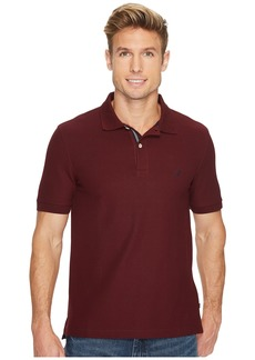Nautica Short Sleeve Solid Deck Shirt