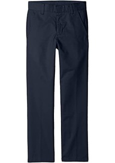 Nautica Slim Fit Flat Front Pants (Big Kids)
