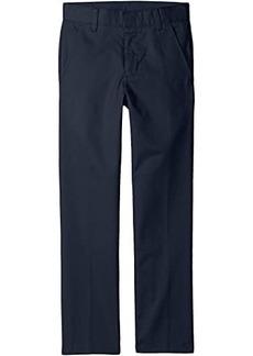 Nautica Slim Fit Flat Front Pants (Little Kids/Big Kids)