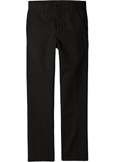 Nautica Slim Fit Flat Front Pants (Little Kids/Big Kids)