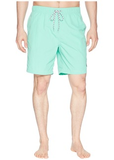 Nautica Solid Swim Trunk