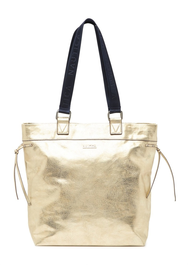 Nautica Tide Your Best Tote Bag