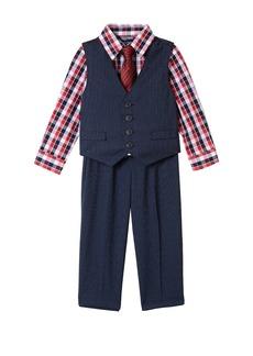 Nautica Vest Set (Toddler & Little Boys)