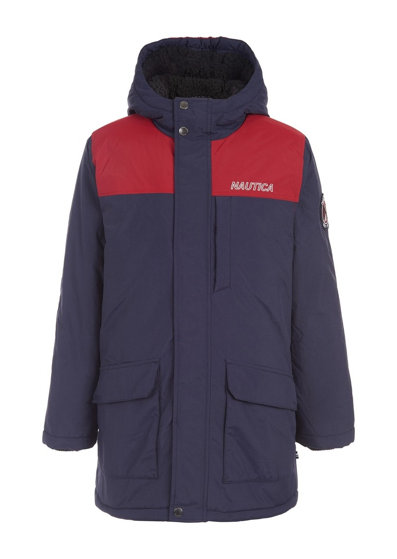 Nautica Willow Snorkel Parka (Big Boys)