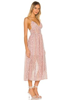 NBD Claudette Midi Dress