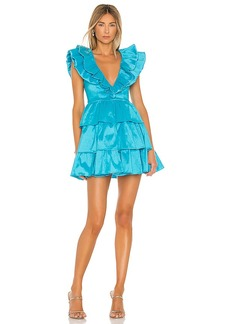 NBD Cristobal Mini Dress