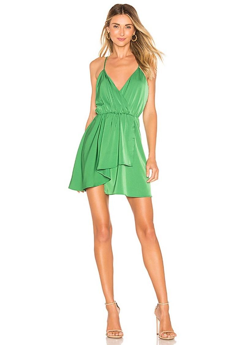 NBD Indigo Dress