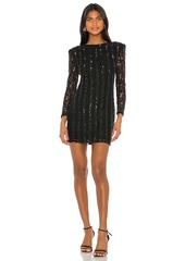 NBD True Embellished Mini Dress