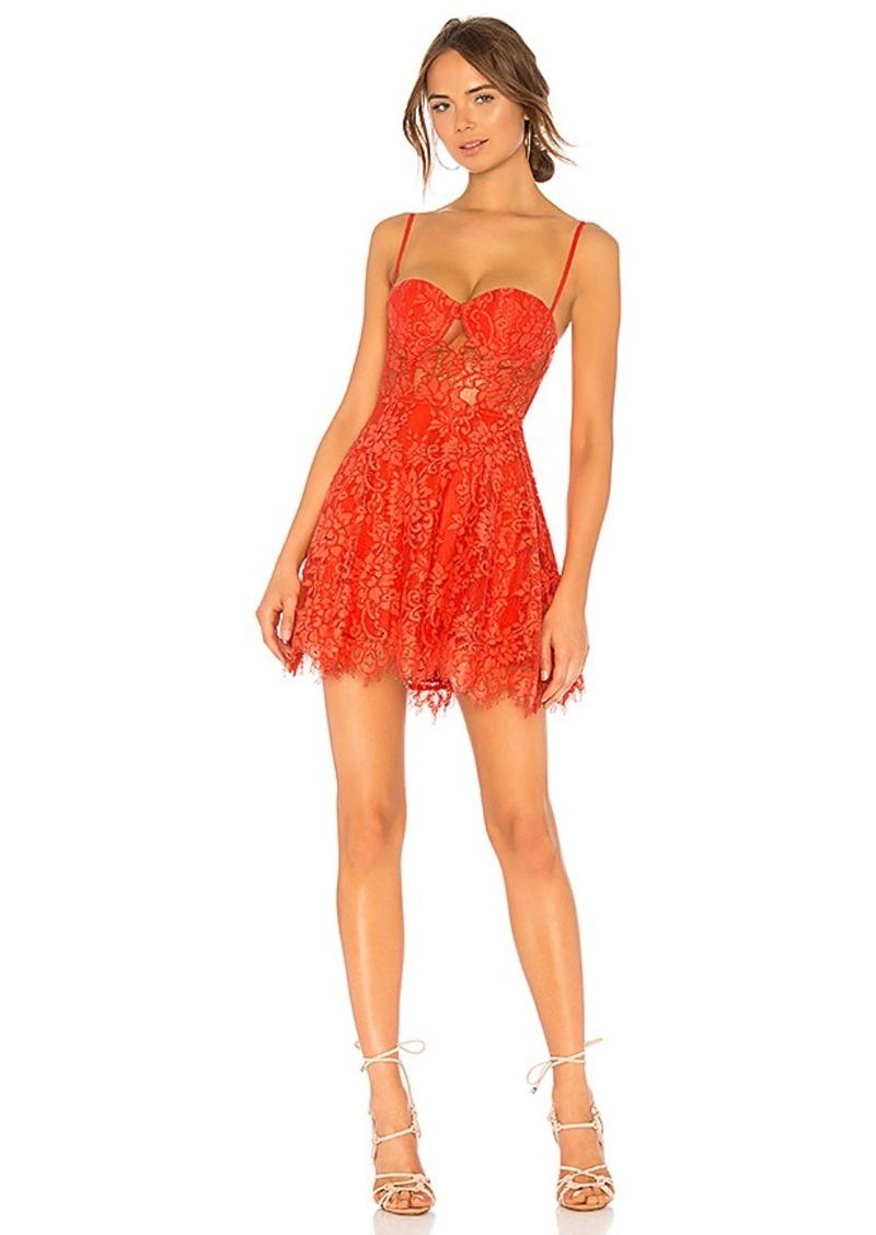NBD x NAVEN Caroline Dress