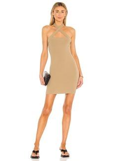 NBD Yvette Halter Dress