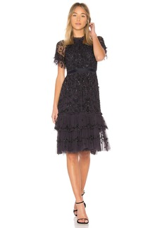 Needle & Thread Constellation Lace Dress