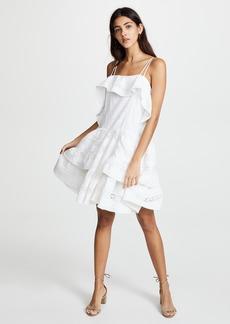 Needle & Thread Deconstructed Broderie Dress