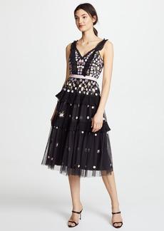 Needle & Thread Prism Ditsy Dress