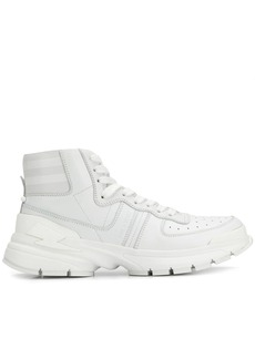 Neil Barrett ankle lace-up sneakers