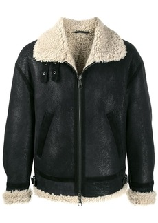 Neil Barrett aviator jacket