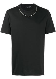 Neil Barrett chain neck sweater